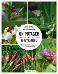La couverture et les autres extraits de Le petit Larousse du jardin mois par mois