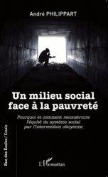 Un milieu social face à la pauvreté