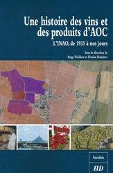 Une histoire des vins et des produits AOC