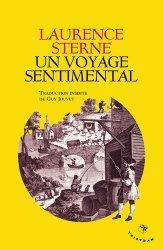 Un voyage sentimental à travers la France et l'Italie. Suivi du Journal à Elisa