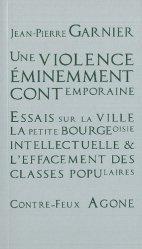 Une violence éminemment contemporaine