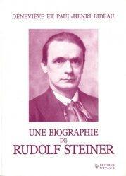 Une biographie de Rudolf Steiner