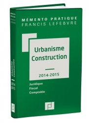Urbanisme construction  édition 2014-2015