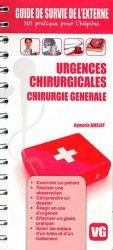 Urgences chirurgicales - Chirurgie générale