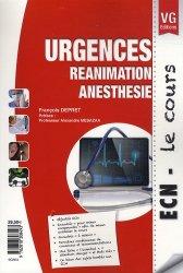 Urgences - Réanimation - Anesthesie