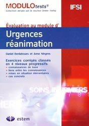 La couverture et les autres extraits de Urgences et réanimation