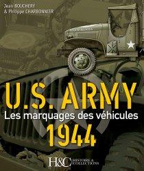 US Army 1944. Les marquages des véhicules