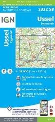 La couverture et les autres extraits de Limoges Guéret. 1/100 000