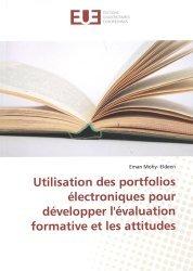 Utilisation des portfolios électroniques pour développer l'évaluation formative et les attitudes