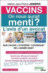 Vaccins - On nous aurait menti