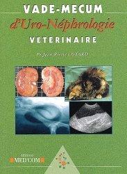 Vade-mecum d'uro-néphrologie vétérinaire