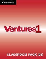 Ventures Level 1 - Classroom Pack (Student's Books, Workbooks, Class Audio CDs, Teacher's Edition, Career Pathways)