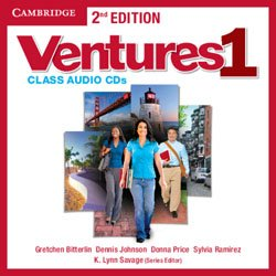 Ventures Level 1 - Class Audio CDs (2)