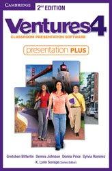 Ventures Level 4 - Presentation Plus
