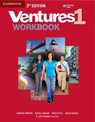 Ventures Level 1 - Workbook with Audio CD