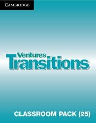 Ventures Transitions Level 5 - Classroom Pack (Student's Books, Workbooks, Class Audio CDs, Teacher's Edition, Career Pathways)