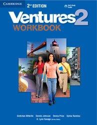 Ventures Level 2 - Workbook with Audio CD
