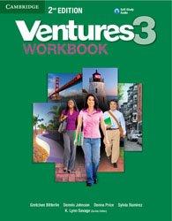 Ventures Level 3 - Workbook with Audio CD