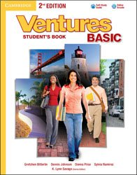 Ventures Basic - Student's Book with Audio CD