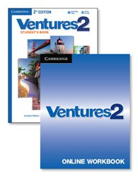 Ventures Level 2 - Digital Value Pack (Student's Book with Audio CD and Online Workbook)