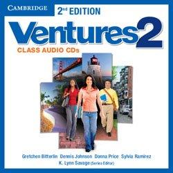 Ventures Level 2 - Class Audio CDs (2)