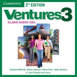 Ventures Level 3 - Class Audio CDs (2)