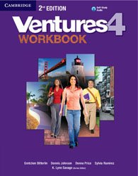 Ventures Level 4 - Workbook with Audio CD