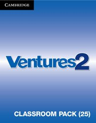 Ventures Level 2 - Classroom Pack (Student's Books, Workbooks, Class Audio CDs, Teacher's Edition, Career Pathways)