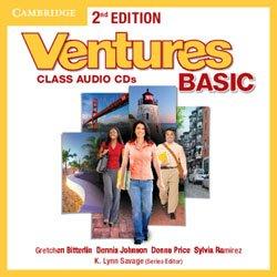 Ventures Basic - Class Audio CDs (2)