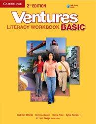 Ventures Basic - Literacy Workbook with Audio CD