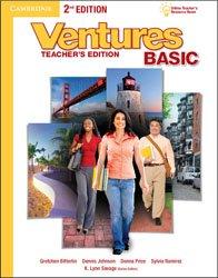 Ventures Basic - Teacher's Edition with Assessment Audio CD/CD-ROM