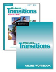 Ventures Transitions Level 5 - Digital Value Pack (Student's Book with Audio CD and Online Workbook)