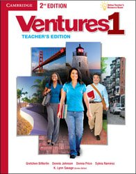 Ventures Level 1 - Teacher's Edition with Assessment Audio CD/CD-ROM