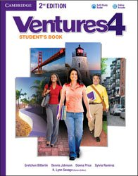 Ventures Level 4 - Student's Book with Audio CD