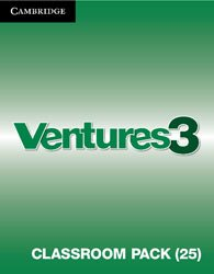 Ventures Level 3 - Classroom Pack (Student's Books, Workbooks, Class Audio CDs, Teacher's Edition, Career Pathways)