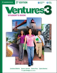 Ventures Level 3 - Student's Book with Audio CD