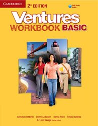Ventures Basic - Workbook with Audio CD