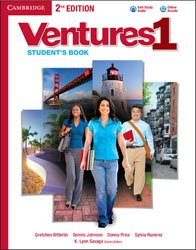 Ventures Level 1 - Student's Book with Audio CD