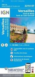 La couverture et les autres extraits de Ile-de-France. 1/250 000