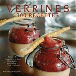 Verrines 300 recettes + carnet de cuisine offert