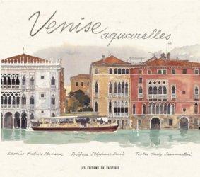 Venise. Aquarelles