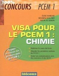 Visa pour le PCEM 1 : Chimie