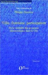 Ville, frontière, participation
