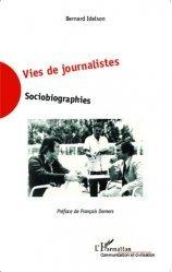 Vies de journalistes
