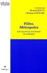 Villes, métropoles