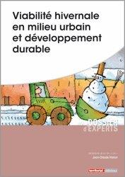 Viabilité hivernale en milieu urbain et développement durable