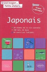 Le Japonais en Images avec Exercices Ludiques Corrigés Apprendre & Réviser les Mots de Base