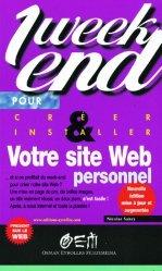 Votre site Web personnel