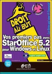 Vos premiers pas avec Staroffice 5.2 pour Windows et Linux