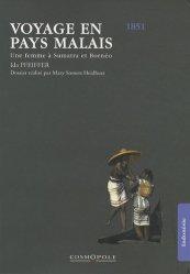 Voyage en pays malais. Une femme à Sumatra et Bornéo (1851)